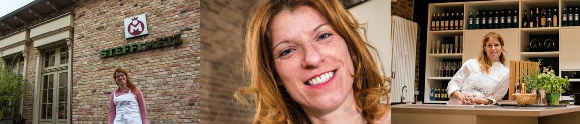 Steffi Metz - Die Köchin