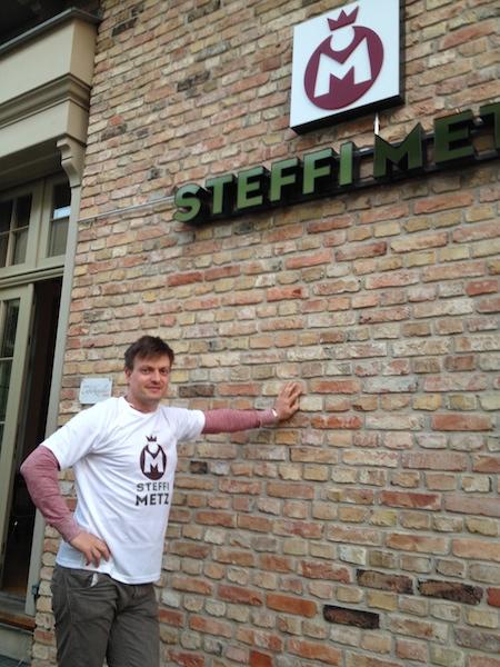 rbb Lauf Steffi Metz Shirt