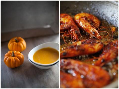 kuerbis-orangen-schaumsuppe-mit-geroesteten-kernen-und-garnelen