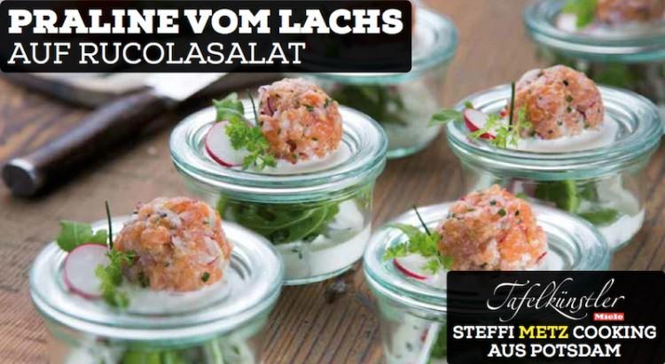 praline-vom-lachs-auf-rucolasalat-eat-and-style