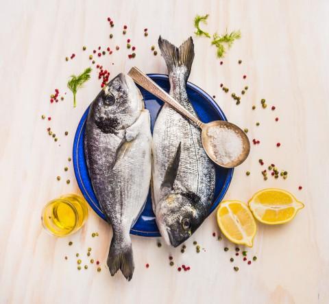 Steffi Metz - Kochuniversität - Fisch Salzwasser Exoten